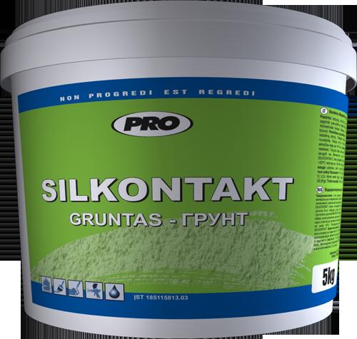 Silkontakt_gruntas